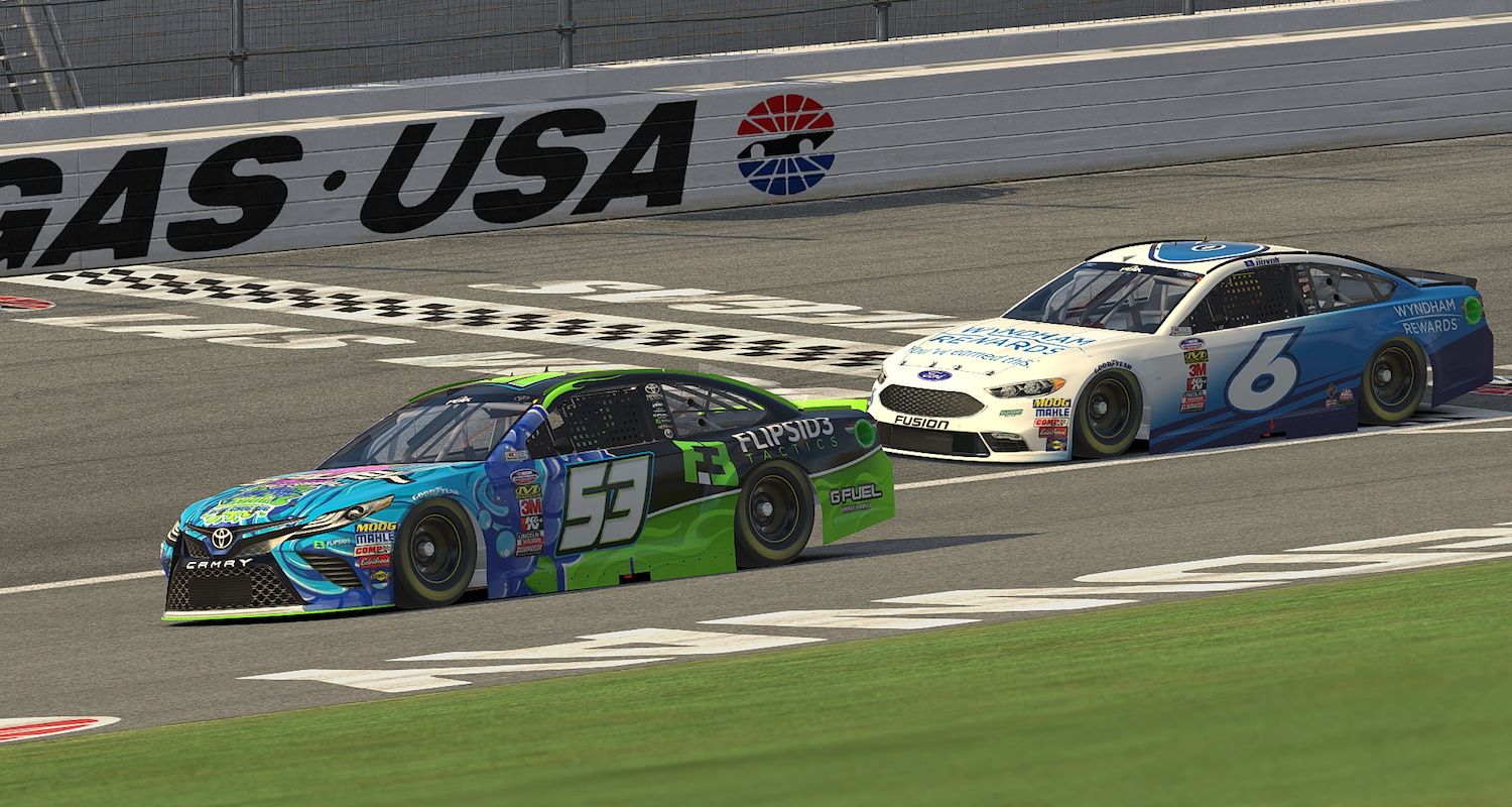 Luza Wins Vegas Peak Series Recap