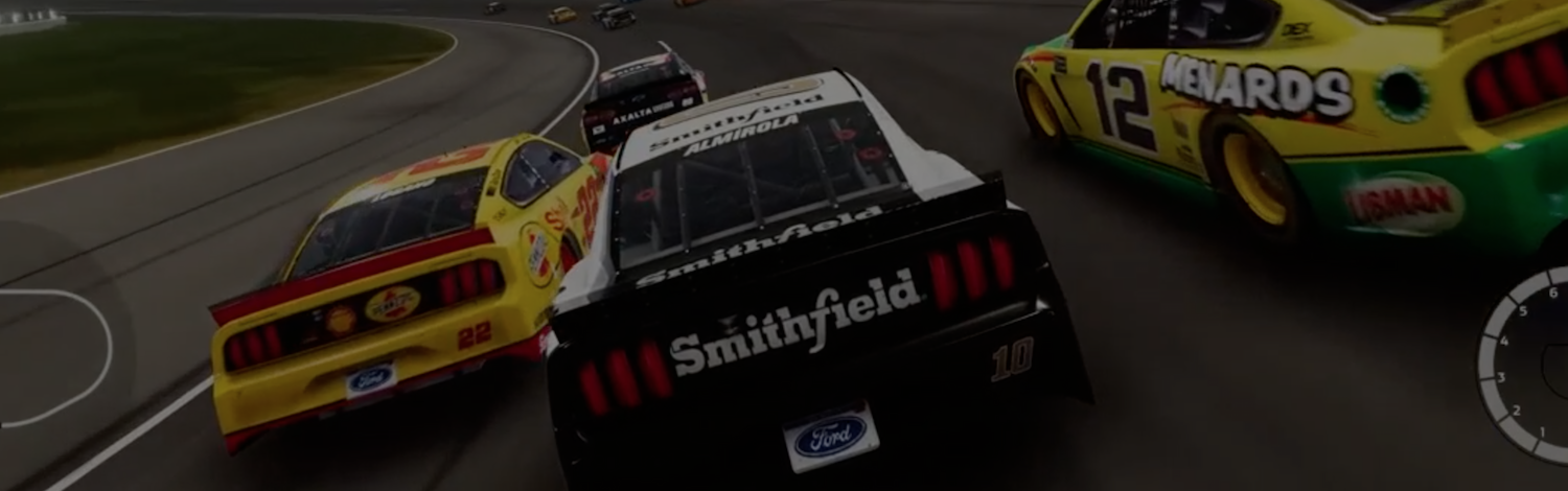 FIRST LOOK: NASCAR Heat 4 Gameplay