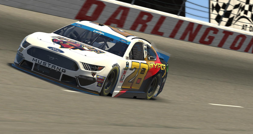 Enascar Peak Throwback Iracing