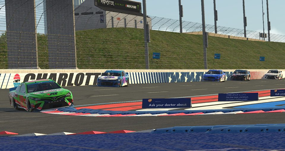 Charlotte Roval New Chicane 2019