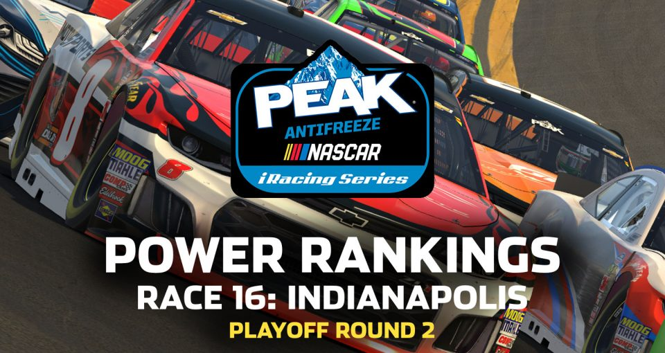 Indy Playoffs Peak Iracing Series Cover