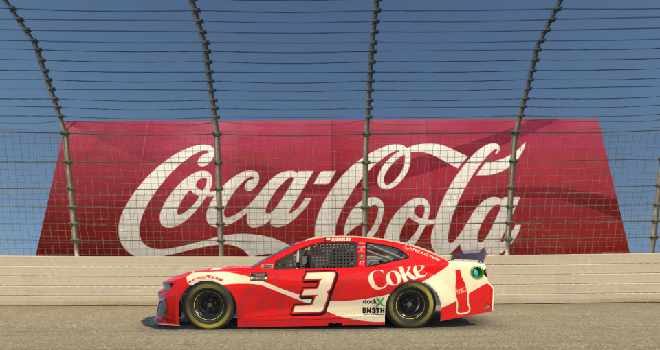 Coke Enascar Announcement