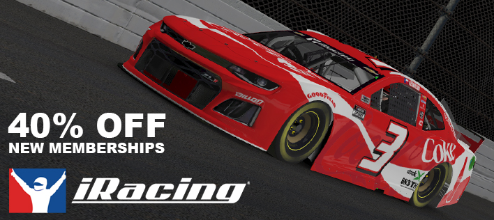 Iracing Membership Enascar Home