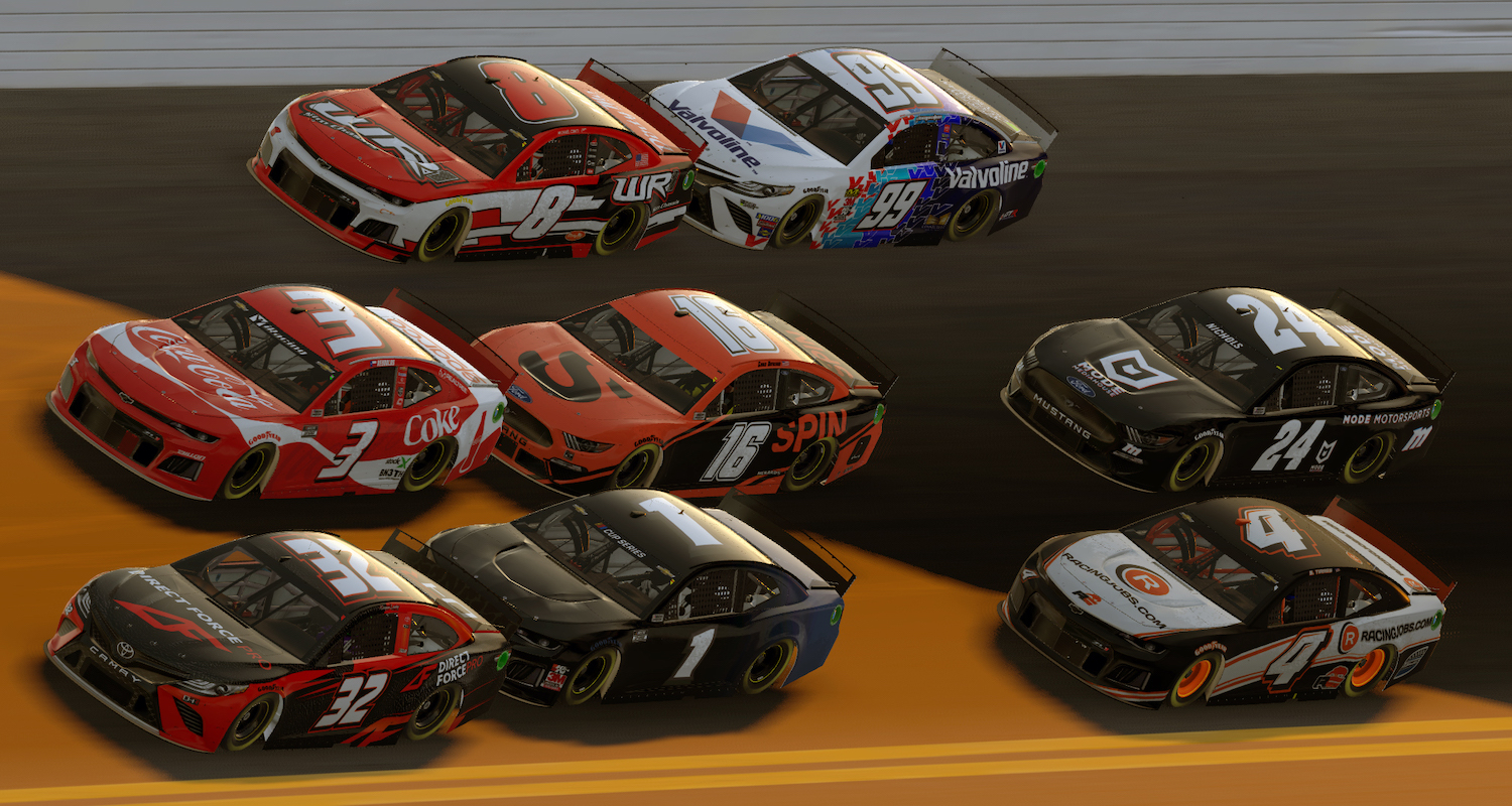 Enascar Power Rankings Daytona 2020