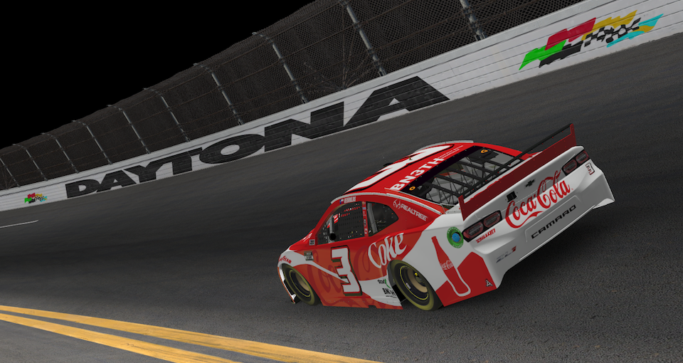 LIVE NOW: Coca-Cola iRacing Series Season Opener