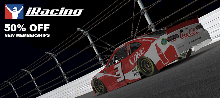 Iracing New Memberships Enascar