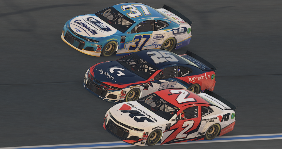Power Rankings Atlanta Coke Series Enascar 2020