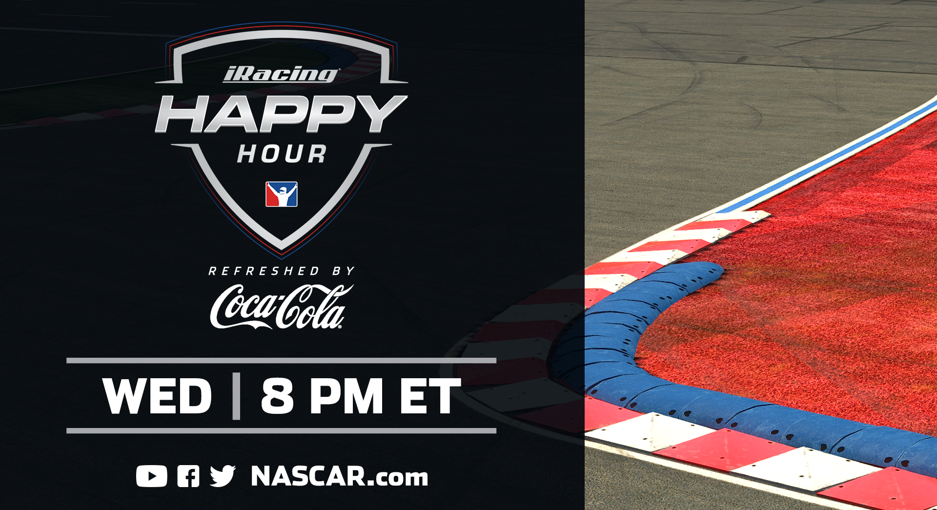 Iracing Happy Hour Refreshed By Coke
