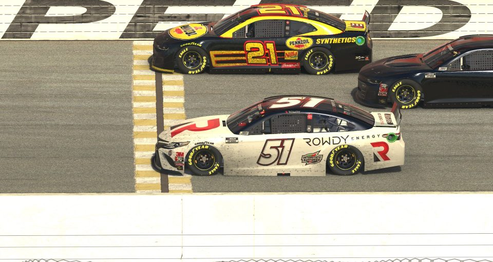 Iracing Tie Wwoe Monday Night Racing 2021
