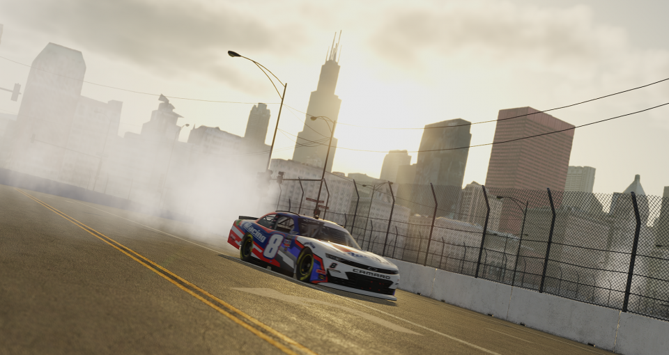 Chicago Street Course Unveil Enascar 2021