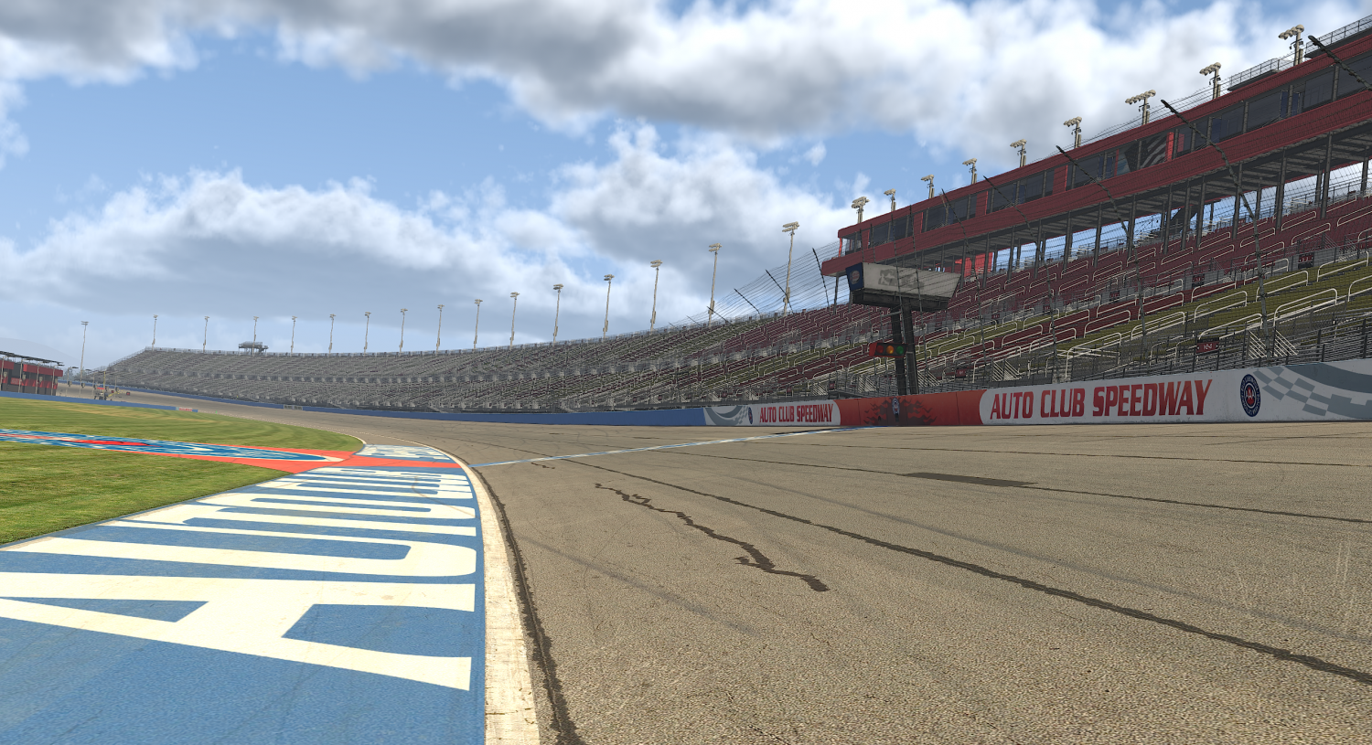 LIVE NOW: Coca-Cola iRacing Series from Auto Club