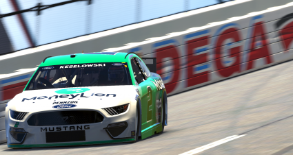 Brad Keselowski claims Pro Invitational Series race at virtual 'Dega