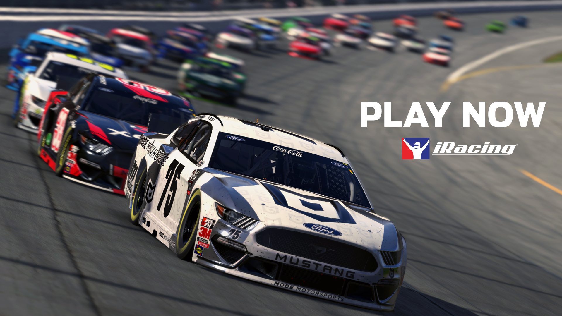 Iracing Play Now Enascar Home 2021
